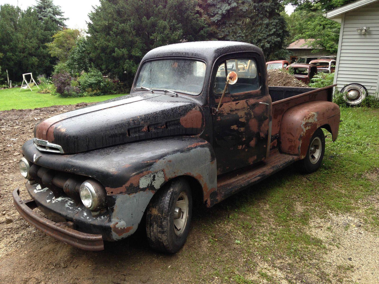 1951 ford f 1 pickup truck for sale. Black Bedroom Furniture Sets. Home Design Ideas