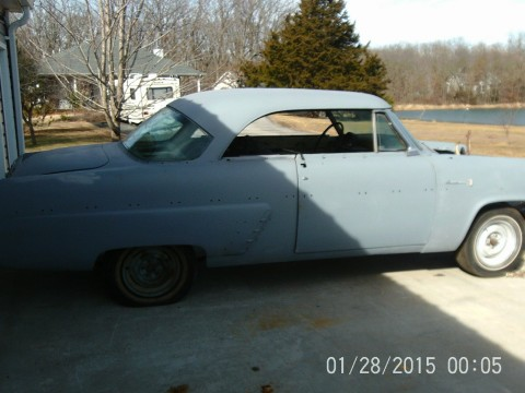 1953 Mercury Hardtop barn find for sale