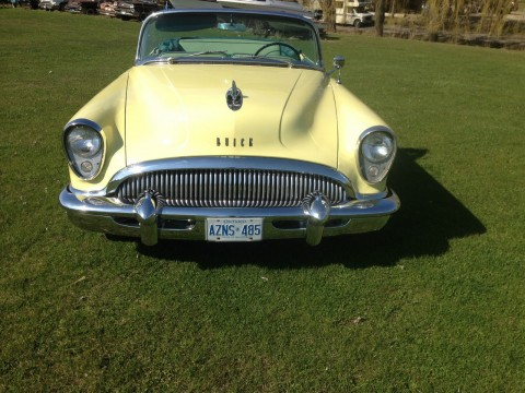 1954 Buick Super Convertible Skylark for sale