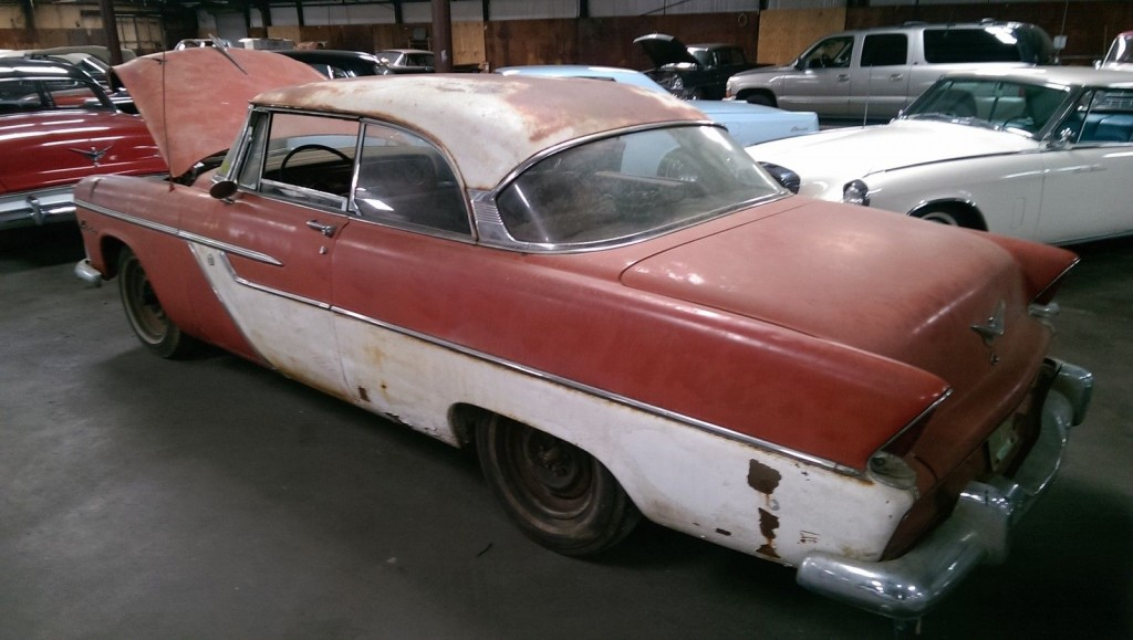 1955 Plymouth Belvedere Convertible For Sale
