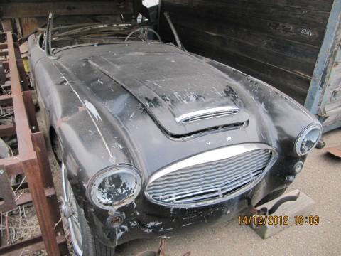 1957 Austin Healey 100 for sale