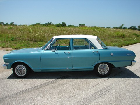 1963 Chevrolet II Nova for sale