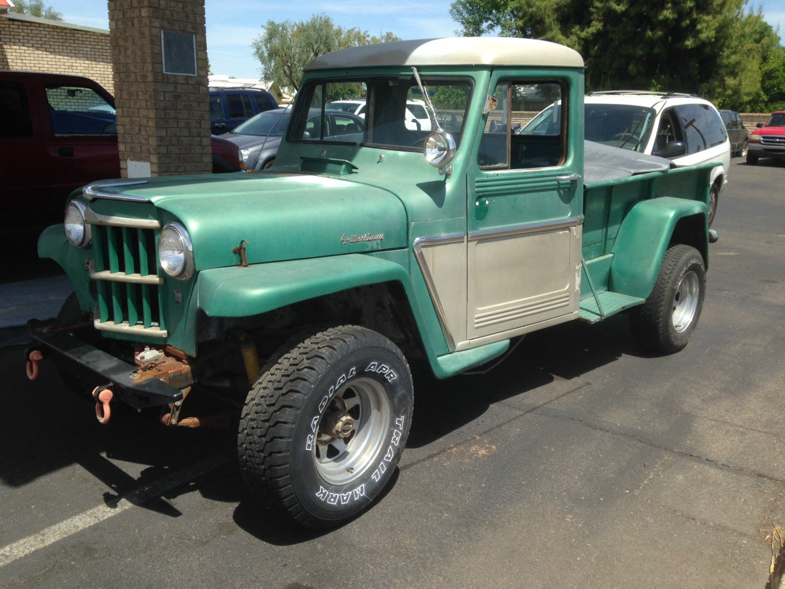 Willys Barn Finds For Sale on 1965 Dodge 4 Door Truck