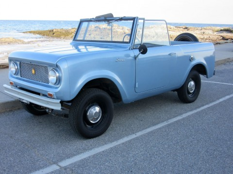 1965 International Harvester Scout 80 for sale