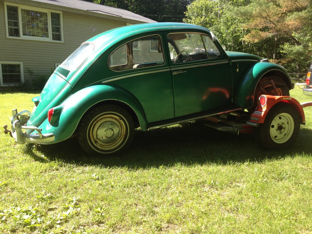 1965 volkswagen beetle classic for sale. Black Bedroom Furniture Sets. Home Design Ideas