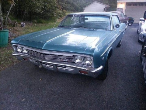 1966 Chevrolet Impala Sport Sedan for sale