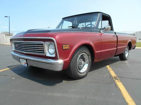 1968 Chevrolet Pickups C 10, LWB, BARN Find, Factory A/C for sale