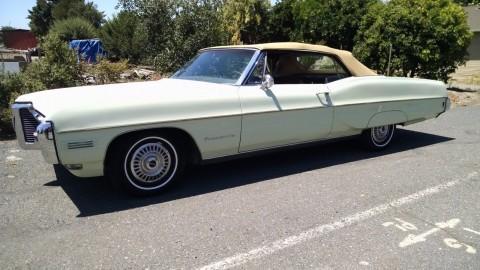 1968 Pontiac Bonneville Covertible for sale