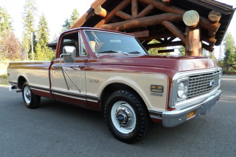 1971 Chevrolet C-20 Cheyenne Barn Find for sale