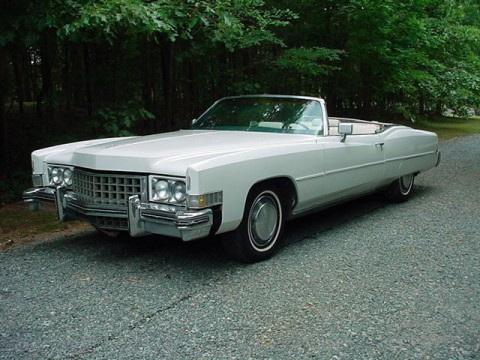 1973 Cadillac Eldorado Eldorado Convertible for sale
