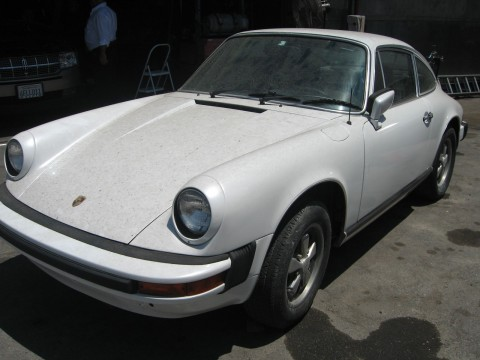 1975 Porsche 911 S barn find for sale