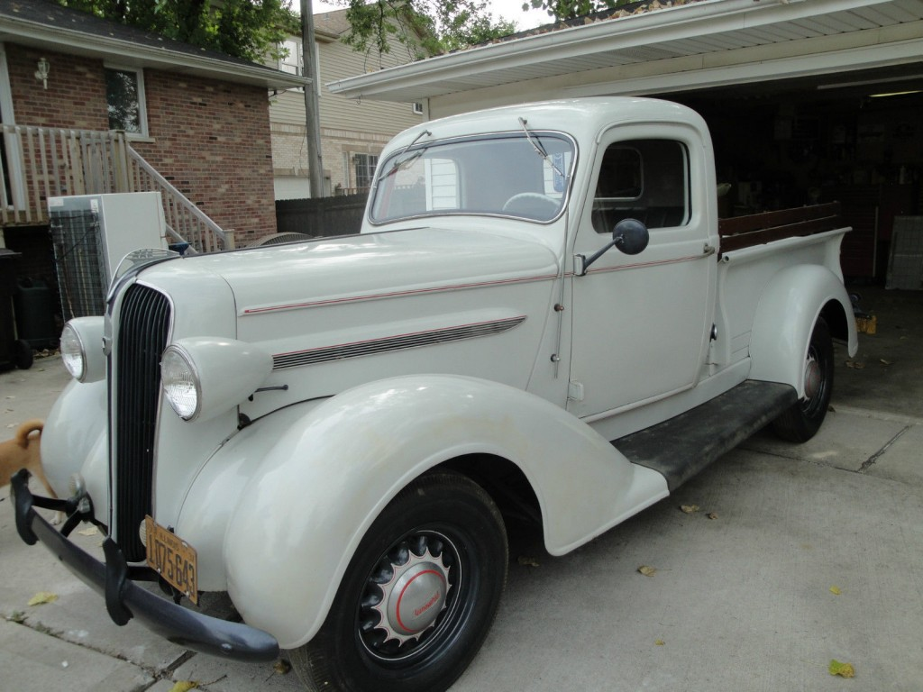 1937 Plymouth Pick Up Truck for sale