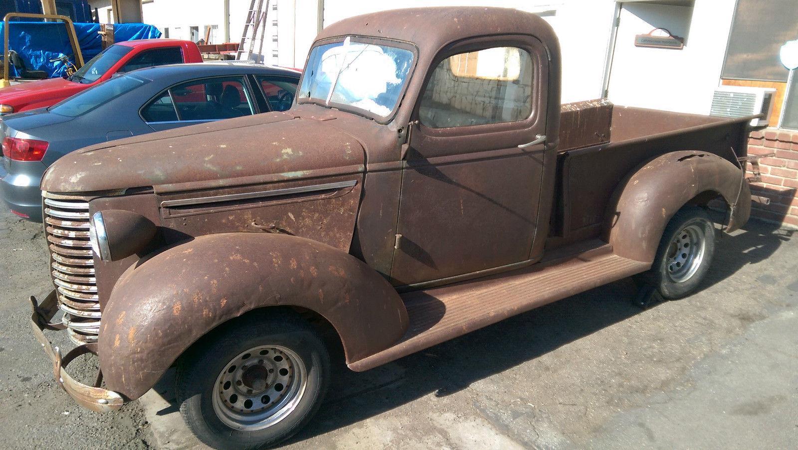 1939 Chevrolet Pickup for sale