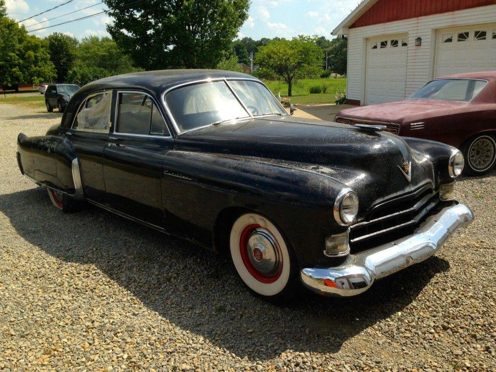 1948 Cadillac Fleetwood