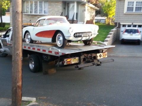 1956 Chevrolet Corvette Convertible for sale