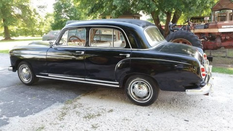 1958 Mercedes Benz 200 Series 220S for sale