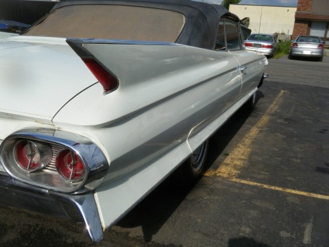 1961 Cadillac DeVille Convertible for sale