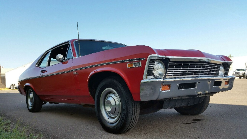 1969 Yenko Project For Sale Autos Post