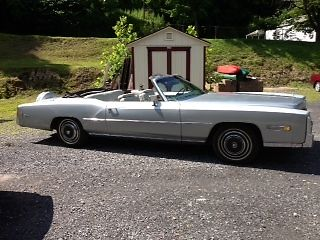 1976 Cadillac Eldorado Convertible for sale