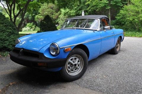 1980 MG MGB B for sale