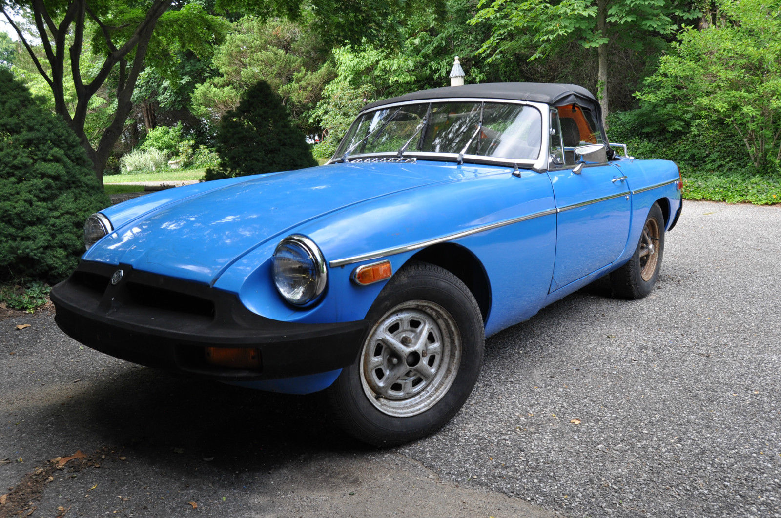 1980 Corvette For Sale >> 1980 MG MGB B for sale