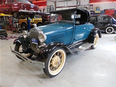 1929 Ford Model A Convertible for sale