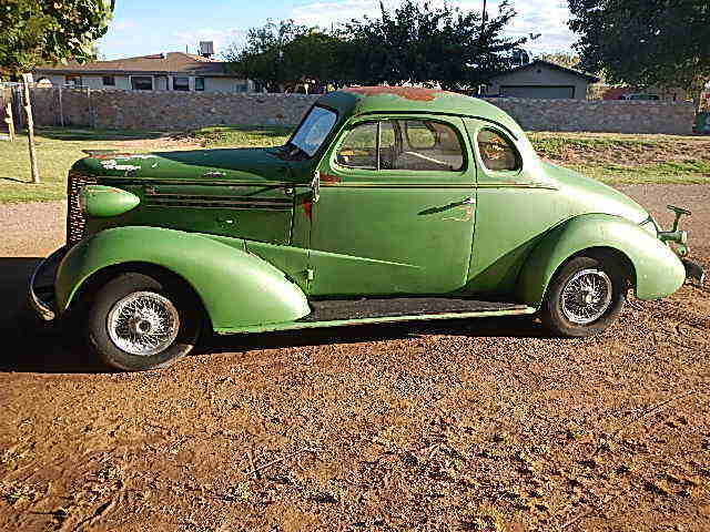 1938 Chevrolet 5 Window Coupe for sale