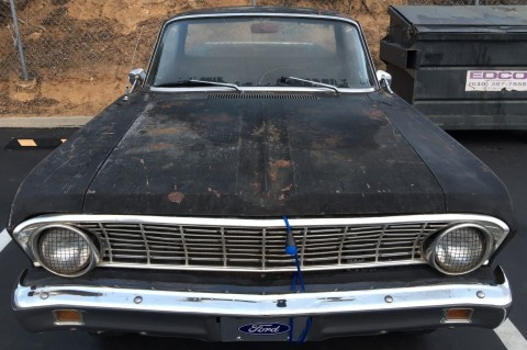 1965 Ford Falcon Ranchero 302 FOUR Speed California for sale