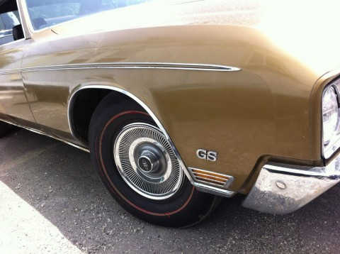 1970 Buick Riviera Gran Sport GS 455 for sale