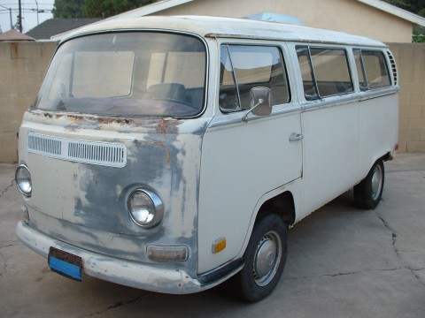 1971 Volkswagen Bus/Vanagon for sale