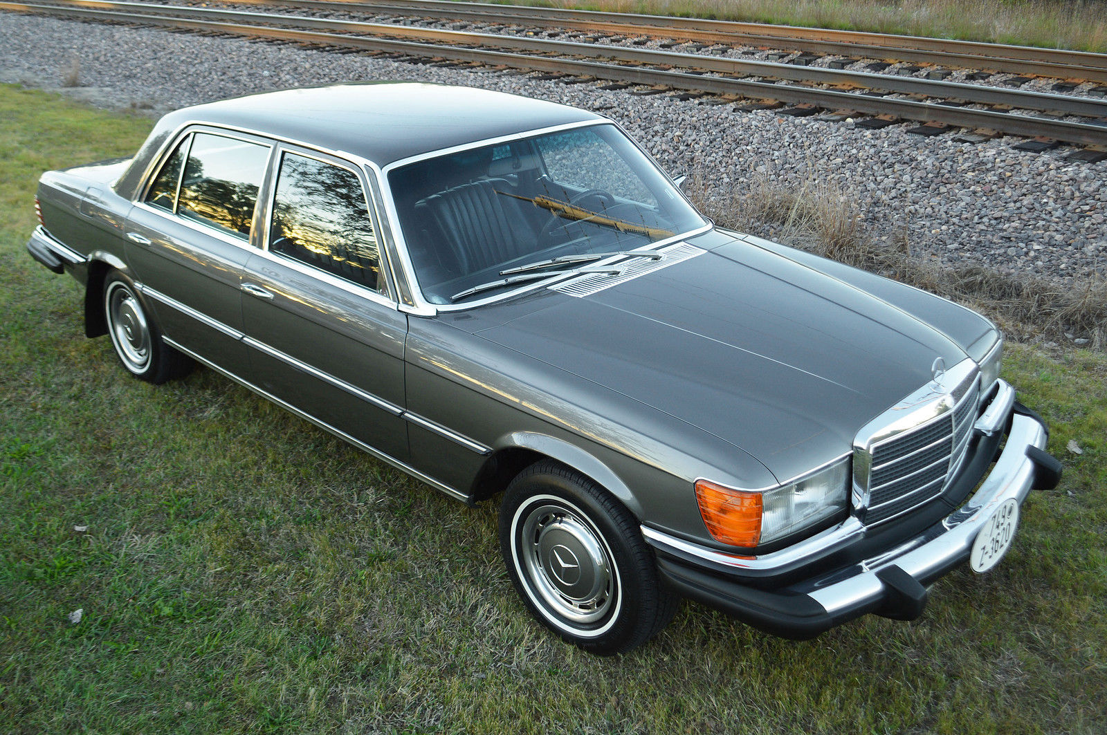 1976 mercedes benz s class 450 sel w116 for sale. Black Bedroom Furniture Sets. Home Design Ideas