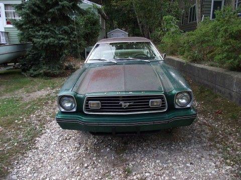 1977 Ford Mustang GHIA Hardtop 2 Door for sale