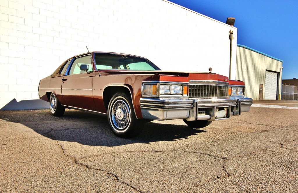 1978 Cadillac Deville Extra Clean RARE BARN FIND