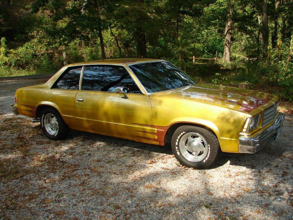 1979 Chevrolet Malibu EFI 350 4 Speed