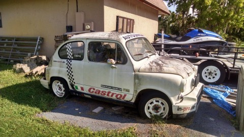 1979 Zastava / Fiat 600 Abarth Lookalike for sale