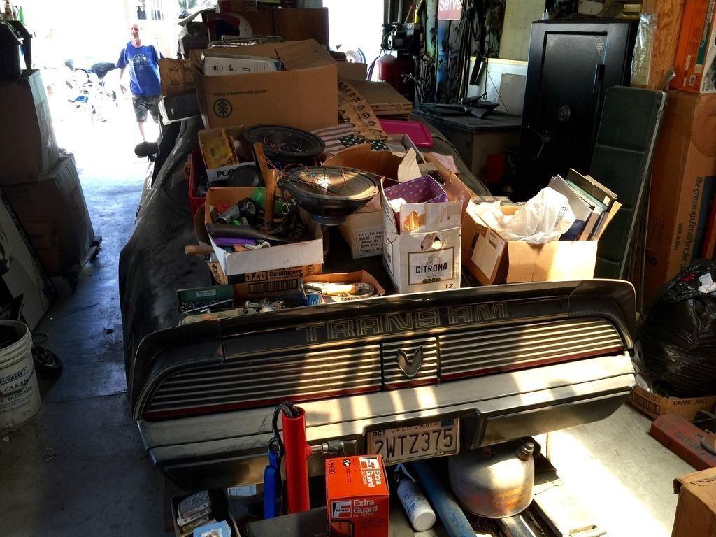 1979 Pontiac Trans Am Bandit SE Untouched Original Paint BIG Block BLACK