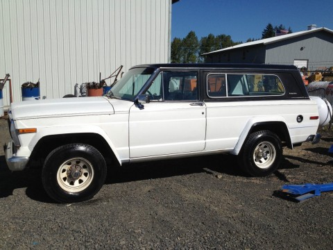 1982 Jeep Cherokee for sale