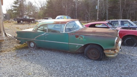 1956 Oldsmobile Eighty Eight barn find for sale