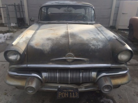 1957 Pontiac Chieftain 2 door hard top for sale