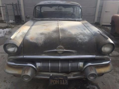 1957 Pontiac Chieftain 2 door hard top for sale