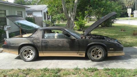 1985 Chevrolet Camaro Z 28 barn find for sale