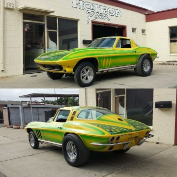 1965 Chevrolet Corvette  Gasser hot rod Survivor barn find project for sale