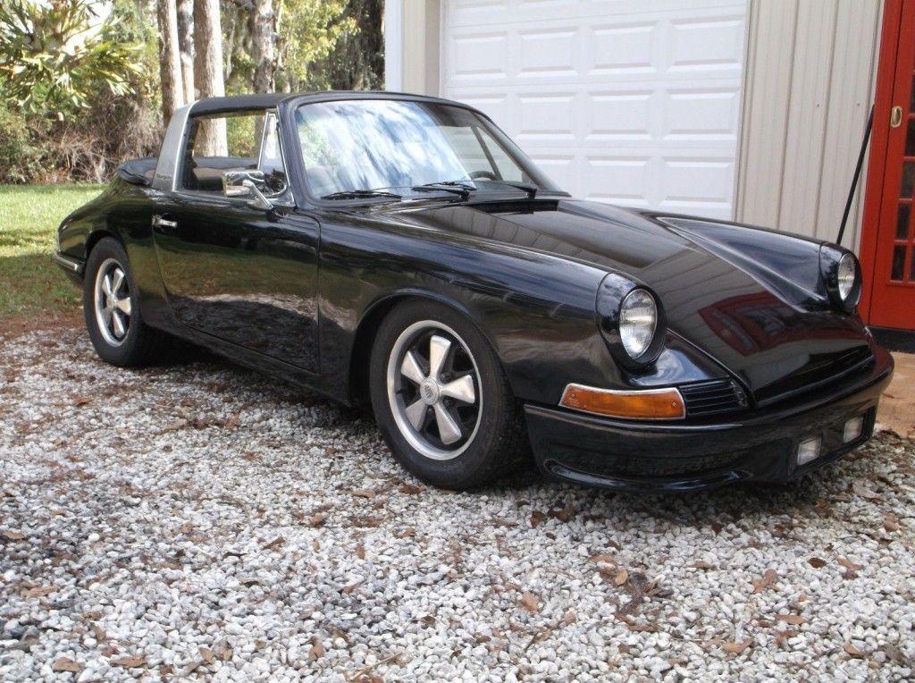 1968 Porsche 911L barn find