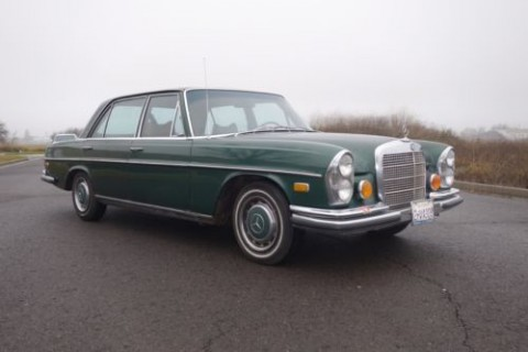1972 Mercedes Benz 280 SEL 4.5 Sunroof for sale