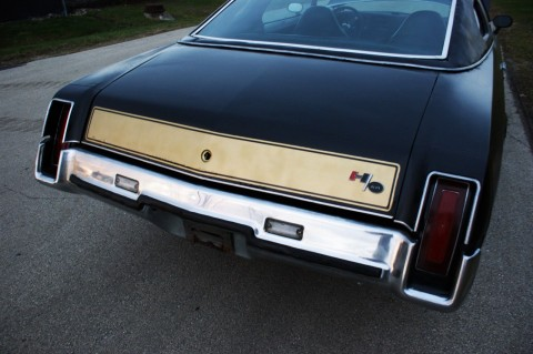 1973 Oldsmobile 442 Authentic Black Hurstolds Special Edition for sale