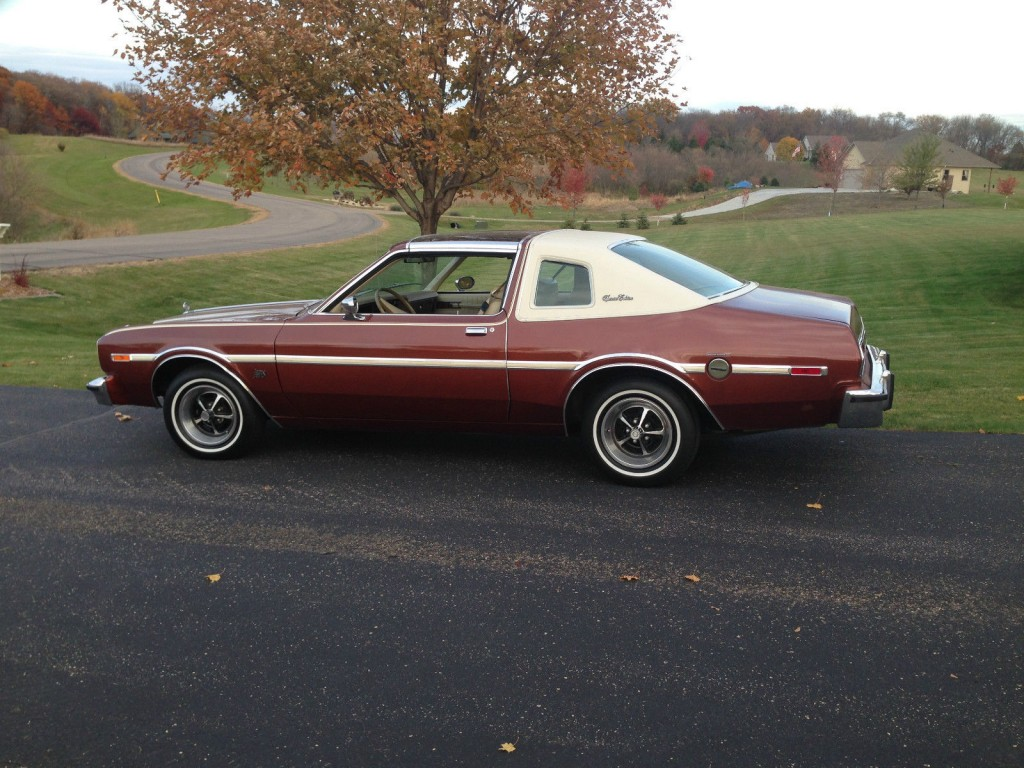 1977 Dodge Aspen Special Edition barn find