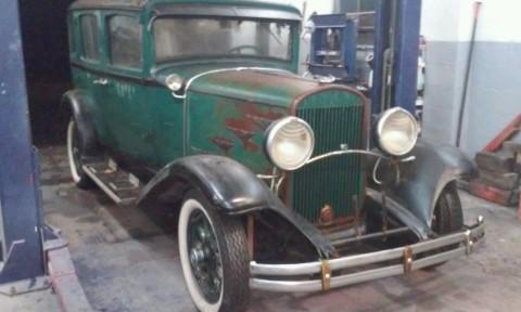 1930 Chrysler 70 Series Barn find for sale