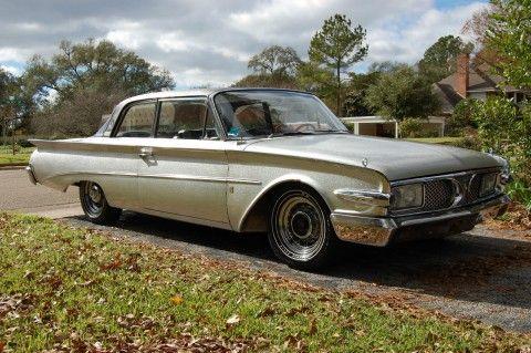 1960 Edsel Ranger 331ci HEMI Barn Find Custom Show Car for sale