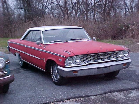 1963 Ford Galaxie 500 survivor for sale