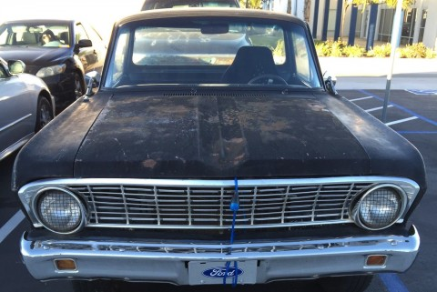 1965 Ford Falcon barn find for sale